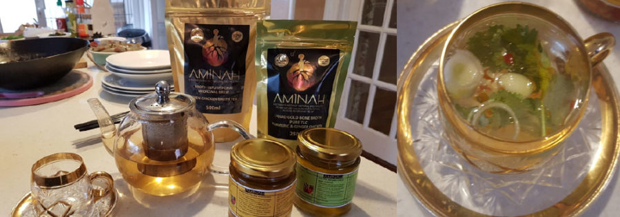 Celebrate #nationalteaday with am1nah on 22nd April 2018