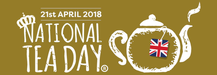 Celebrate #Nationalteaday with am1nah on 21st April 2018
